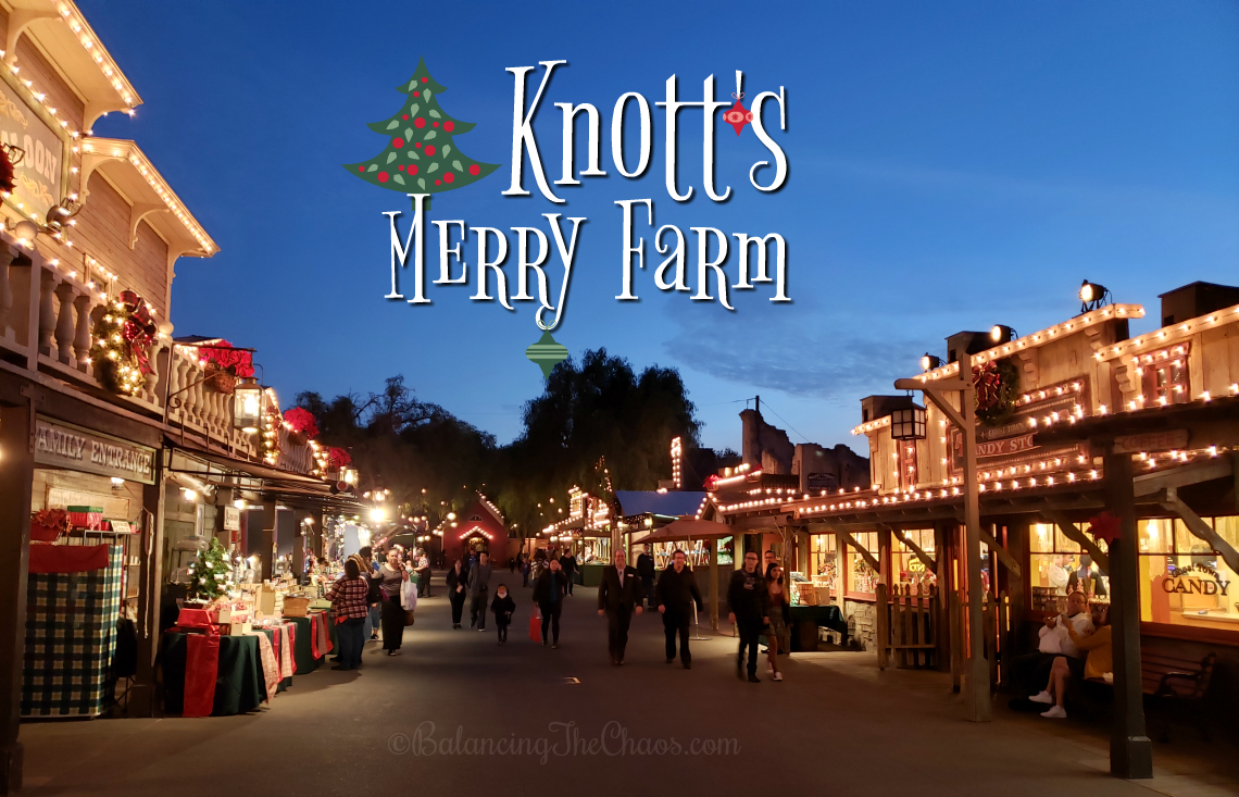 Knotts Merry Farm The City of Calico