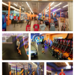 Sky Zone Westminster Mall