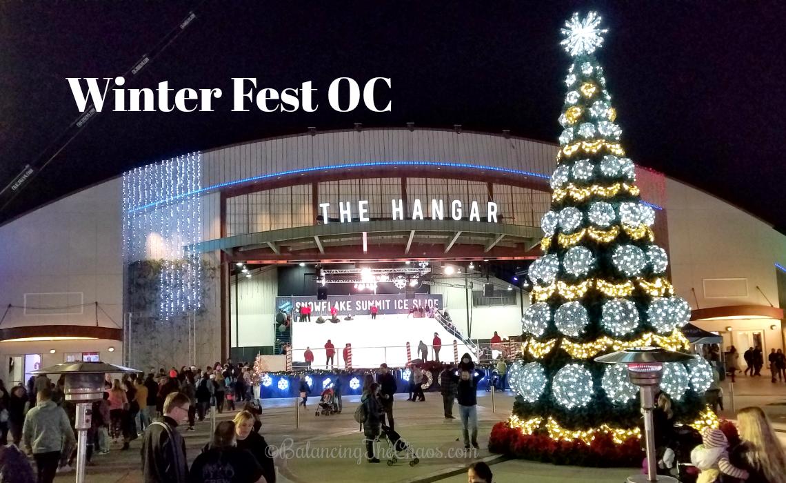 Winter Fest OC 2018