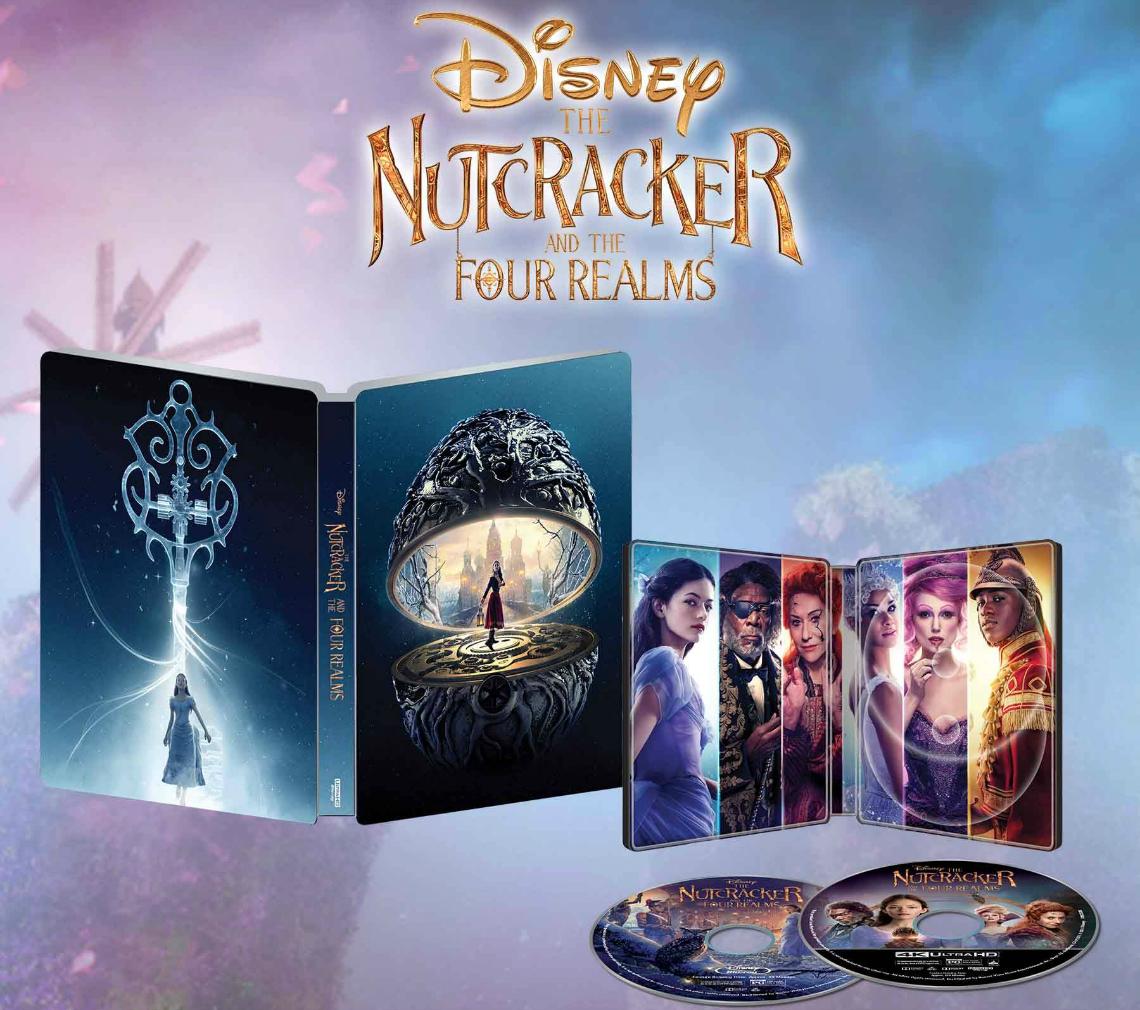 Disneys Nutcracker and the Four Realms
