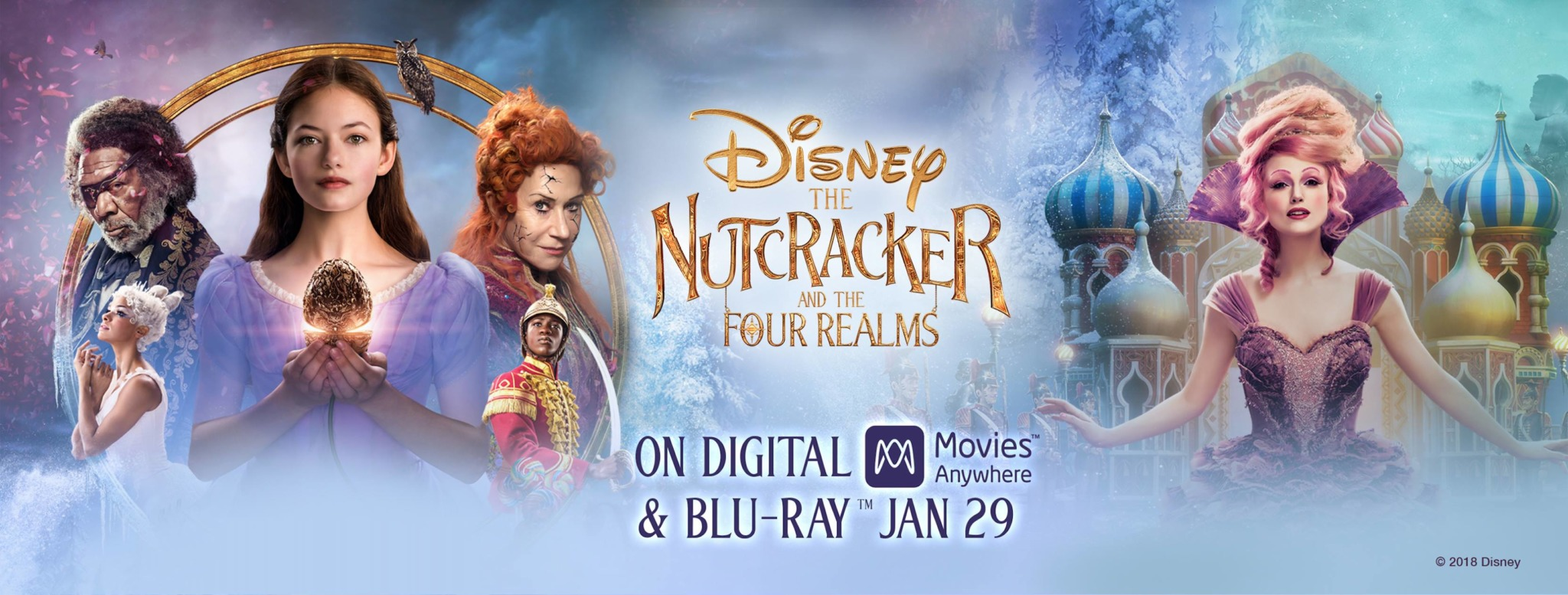 Disneys Nutcracker and the Four Realms