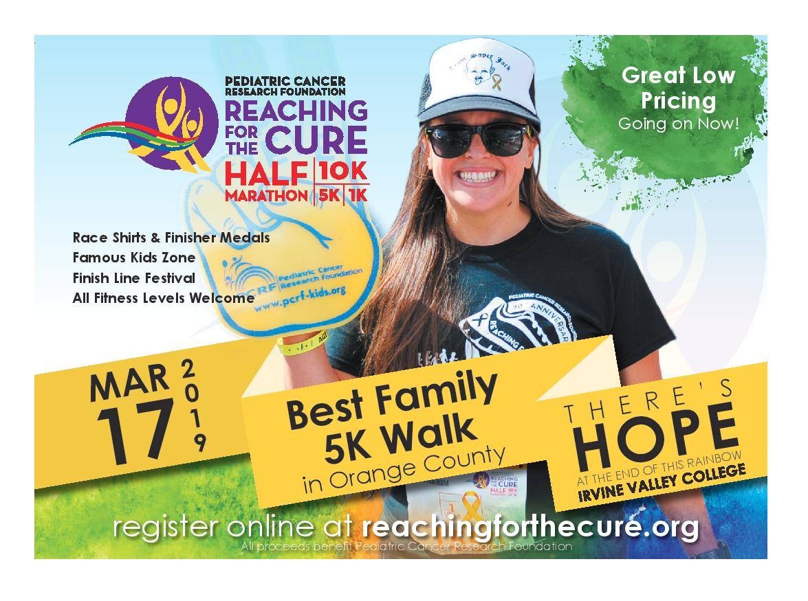 21st Annual Reaching for the Cure Half Marathon