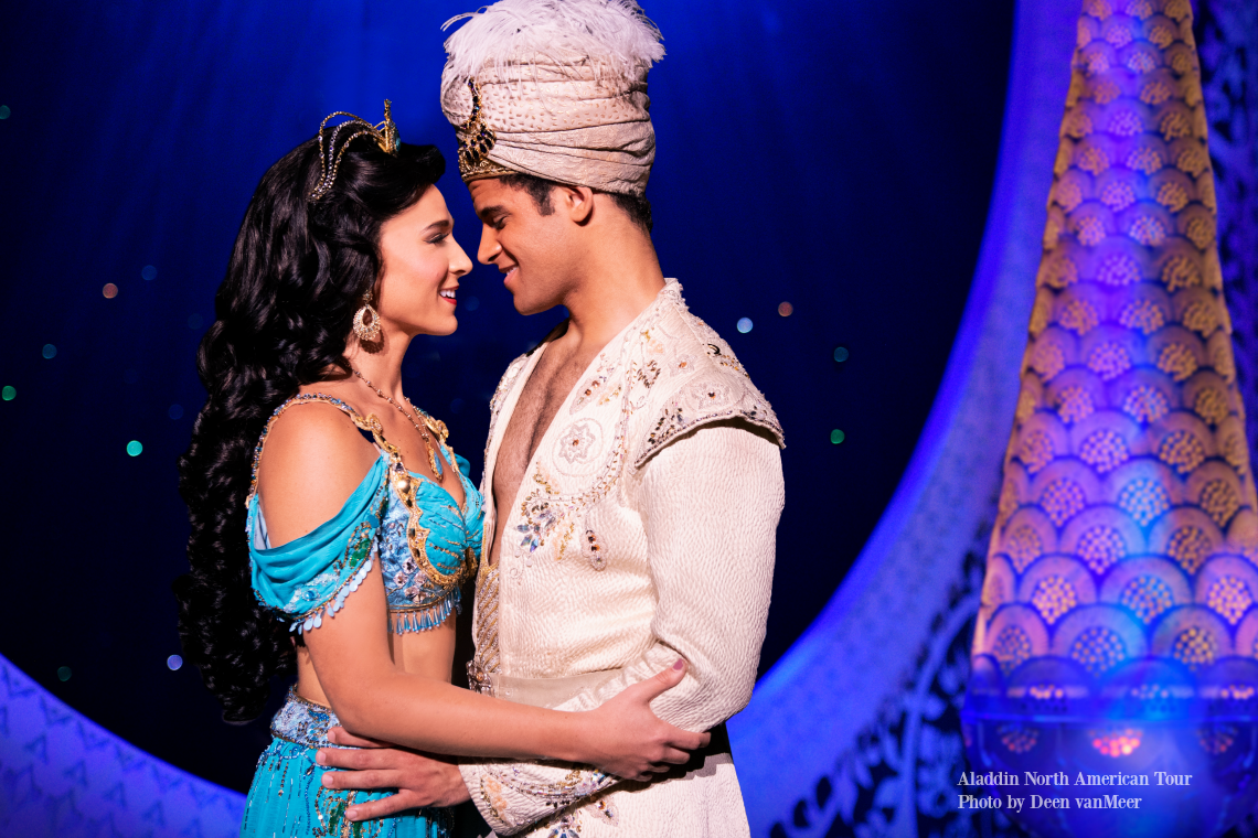 Aladdin North American Tour Photo-by Deen van Meer Segerstrom Center for the Arts