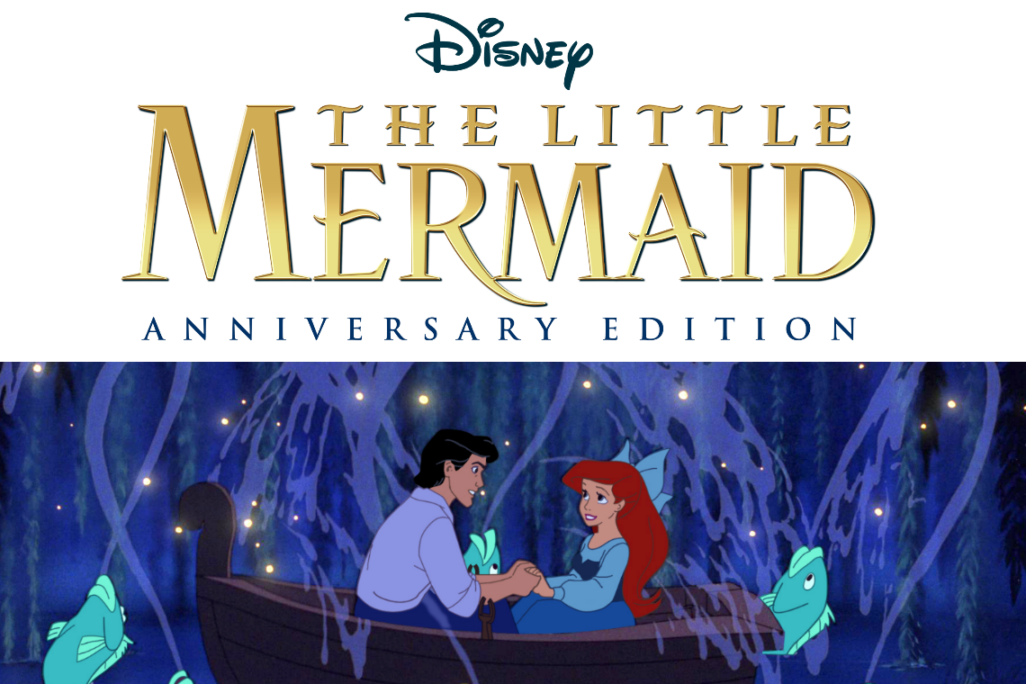 Disney The Little Mermaid Anniversary Edition