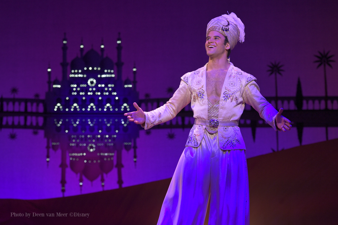 Disney's Aladdin at Segerstrom Center for the Arts  Aladdin-North-American-Tour-Photo-by-Deen van Meer- ©Disney