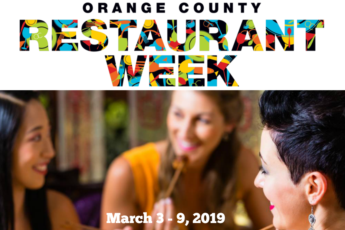OC Restaurant Week