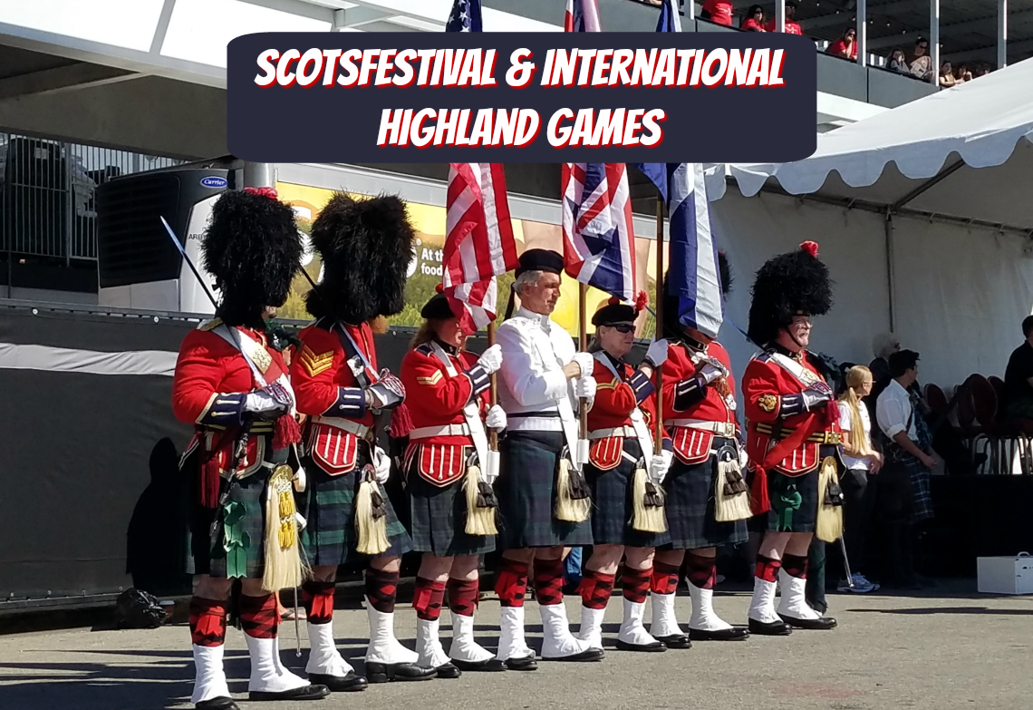 ScotsFestival & International Highland Games