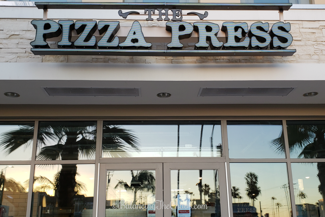 Balboa Peninsula Pizza Press Now Open