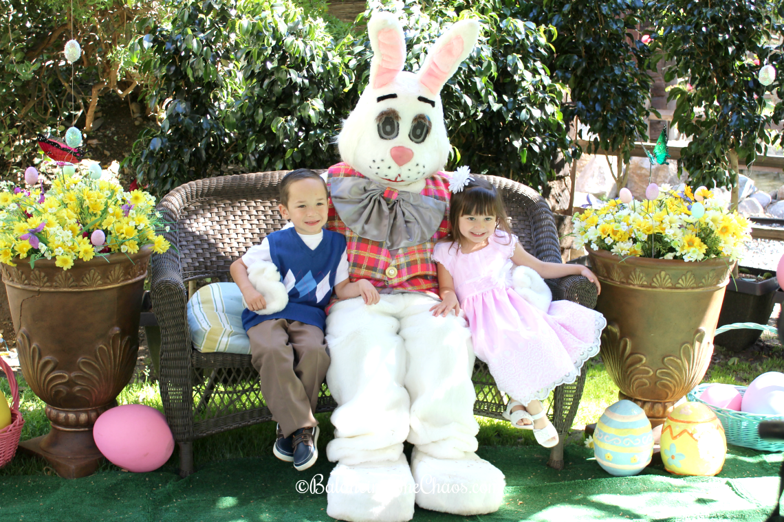 Easter Eggstravaganza at Irvine Park Railroad