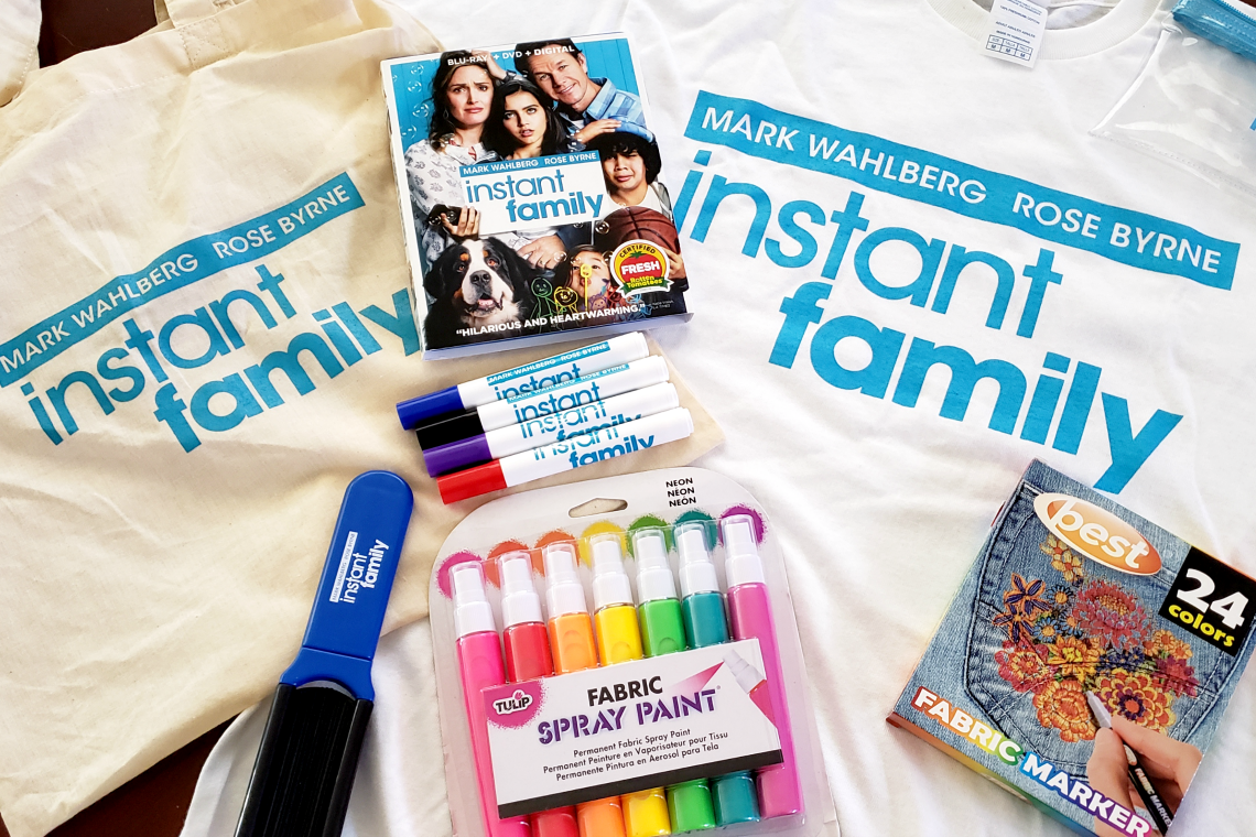 Instant Family Decorating Kit