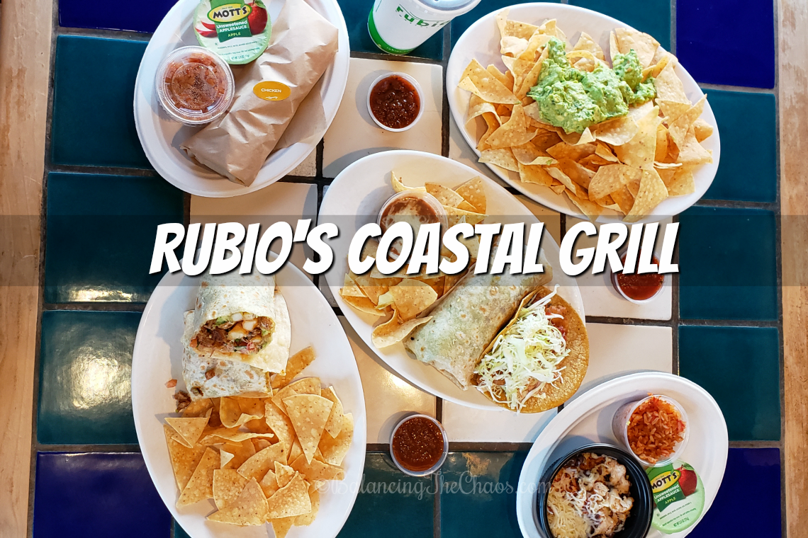 FREE Chips, Guacamole and Seafood from Rubio's Coastal Grill ...