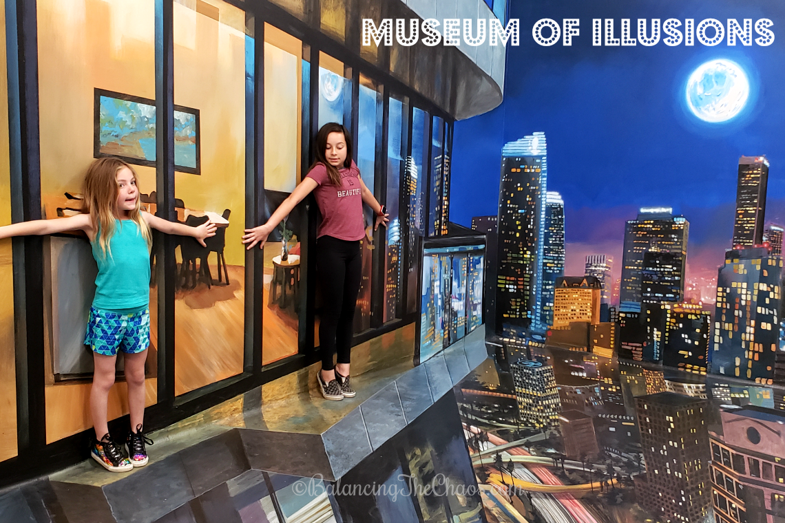 LA Museum of Illusions
