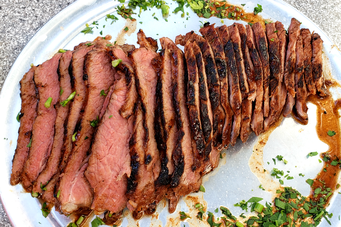 The Tri-Tip at Stonefire Grill Laguna Niguel