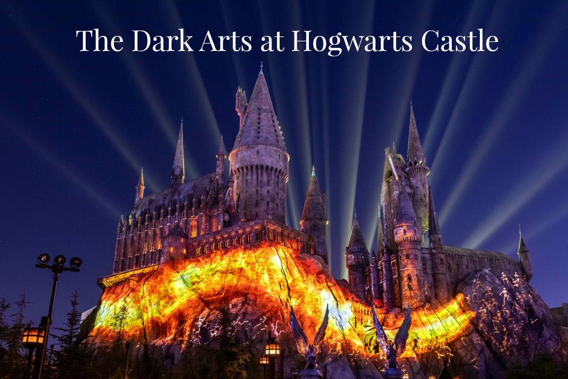 "The ""Dark Arts at Hogwarts Castle"