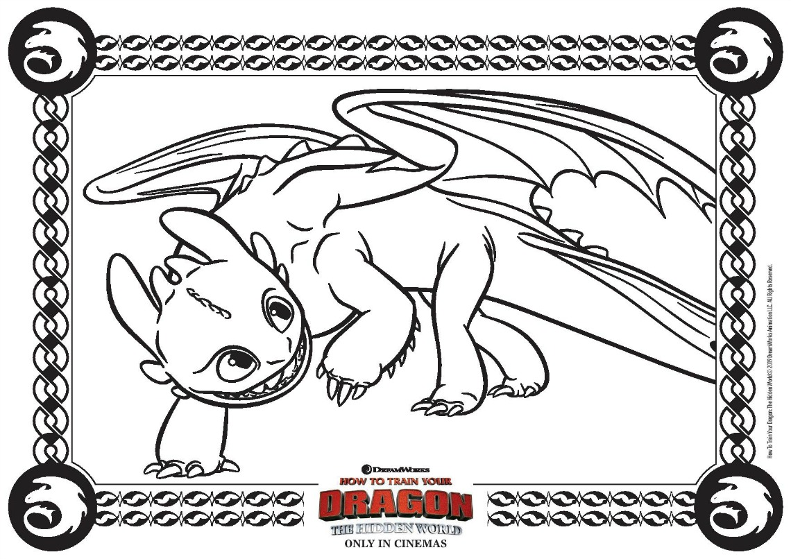 Win This How To Train Your Dragon The Hidden World Blu Ray