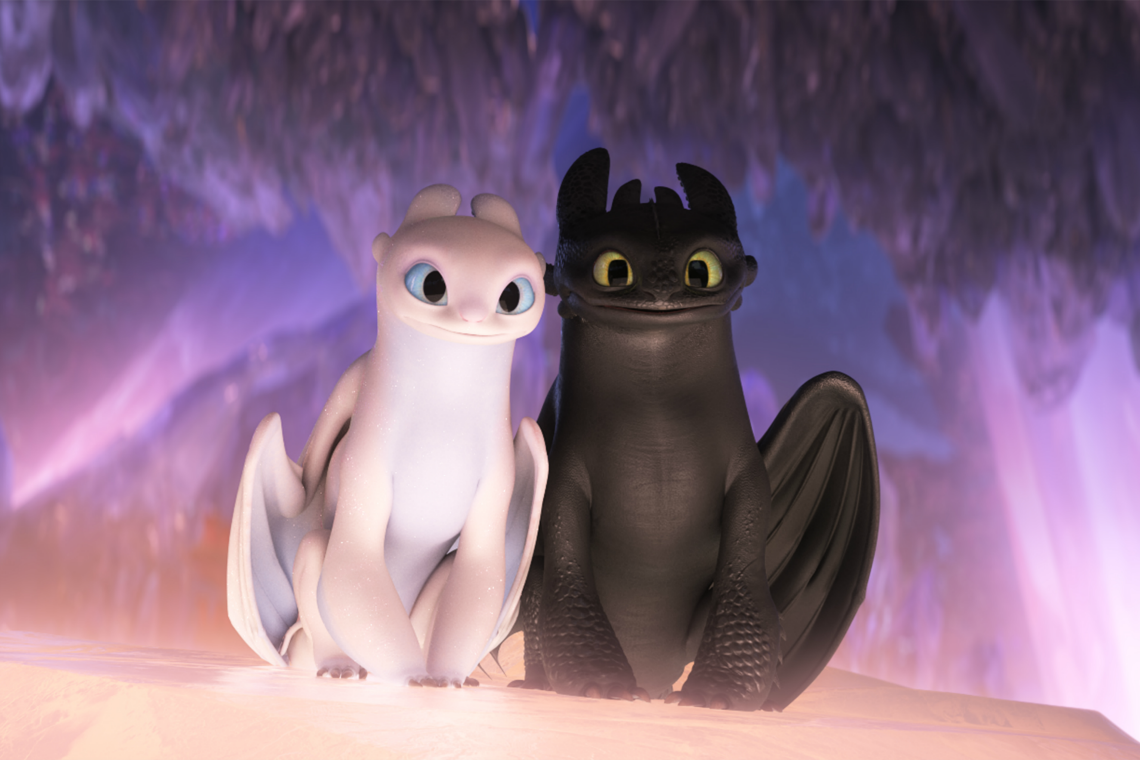 How To Train Your Dragon: The Hidden World Blu-Ray/DVD Giveaway