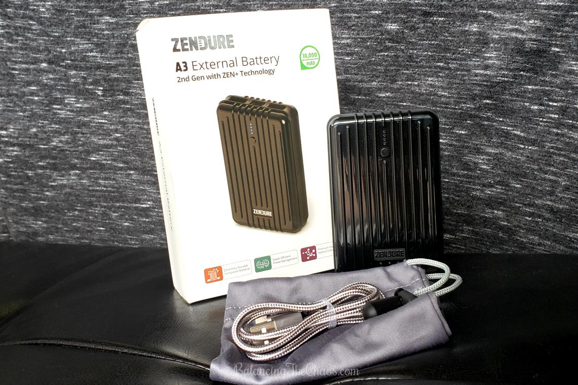 Zendure A3 External Battery