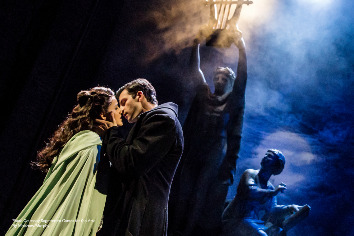 The Phantom of the Opera returns to Segerstrom Center for the Arts