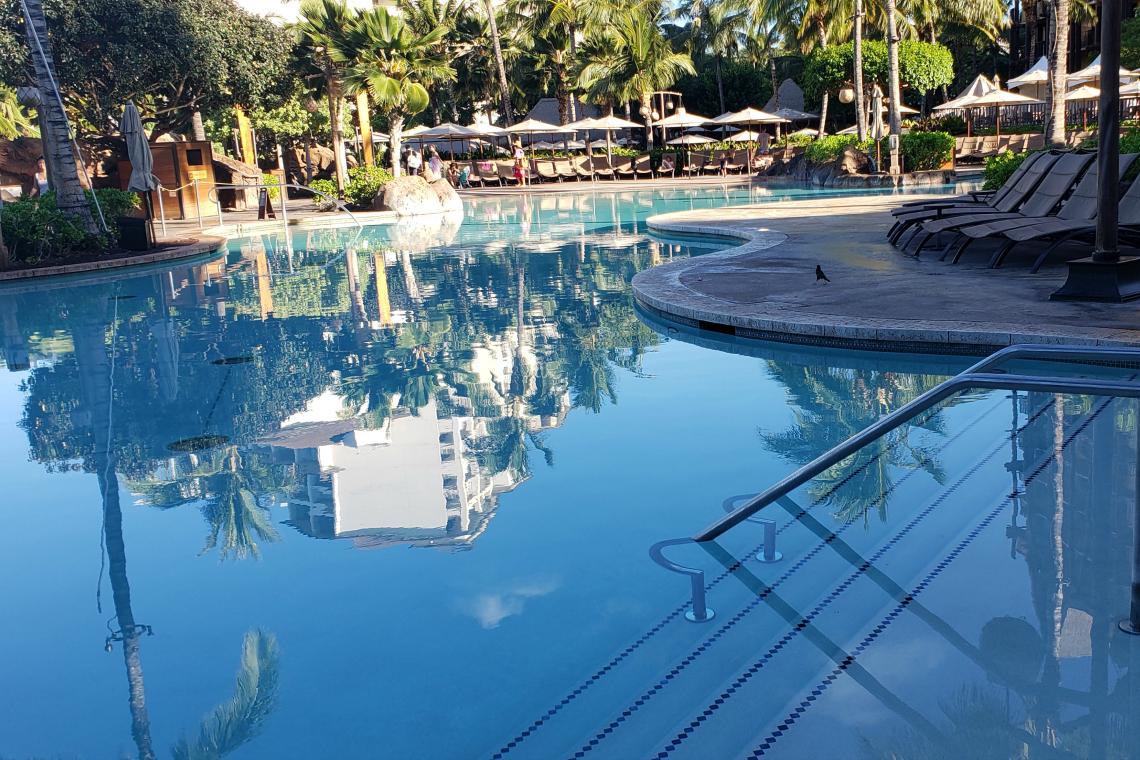 Aulani Main Pool