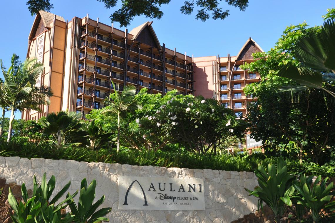 Disney Aulani Oahu Hawaii