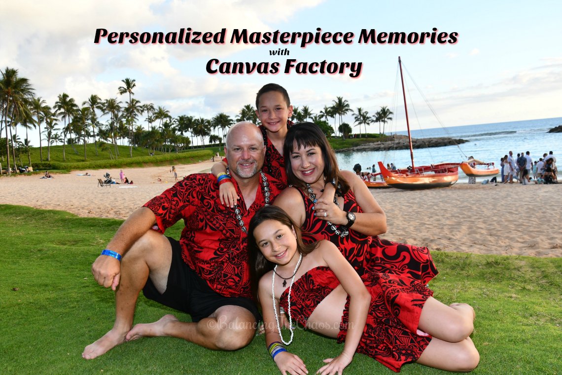Personalized Masterpiece Memories