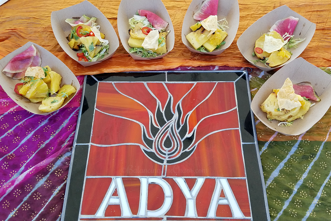 ADYA at Pacific Food and Wine Festival Newport Beach