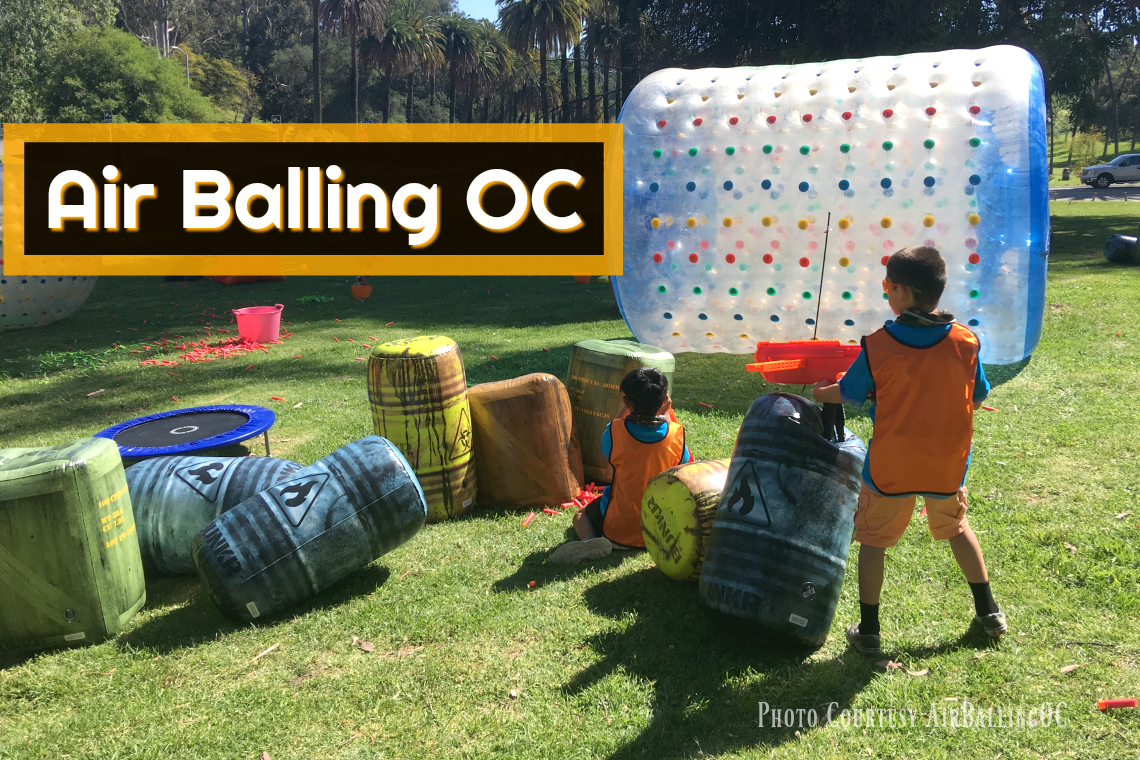 Air Balling OC Fortnite party