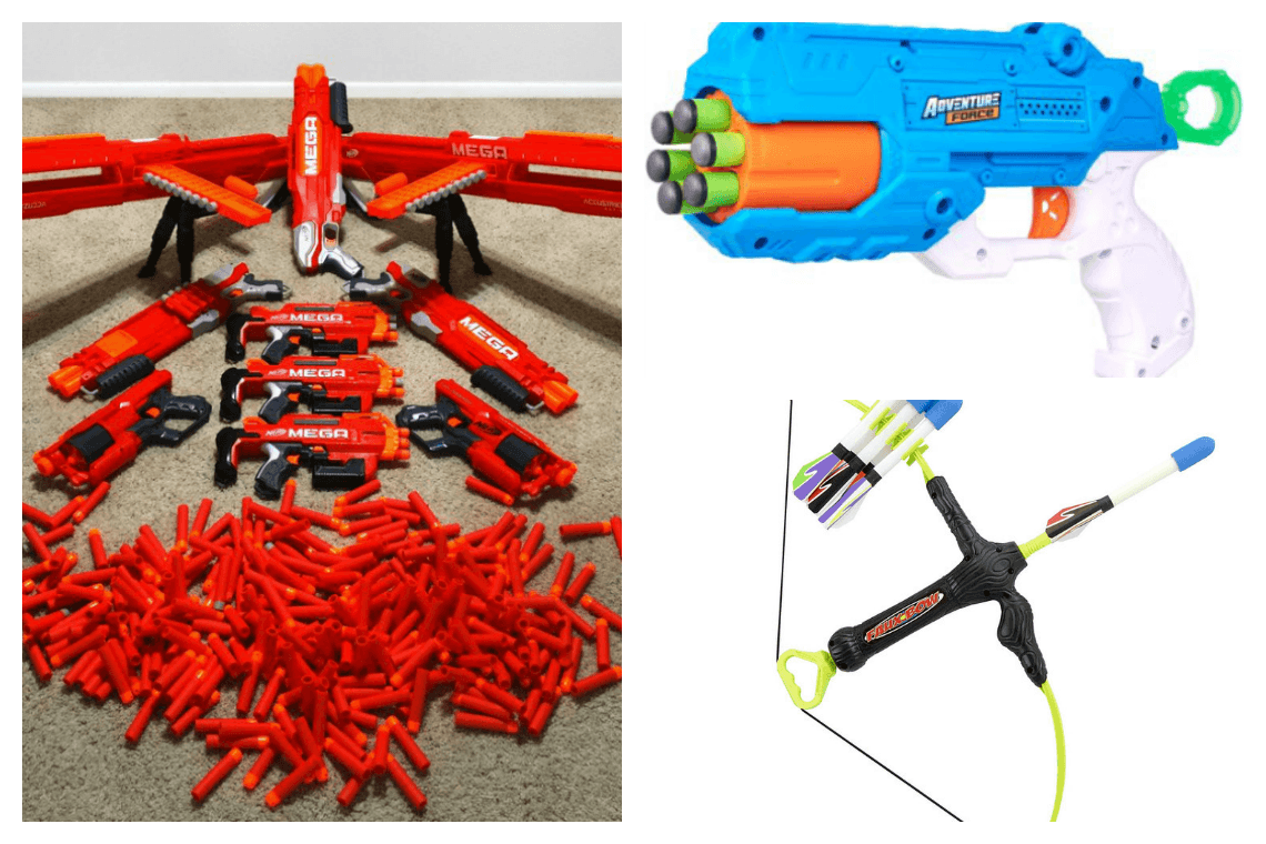 Airballing OC Fortnite Party Weapons