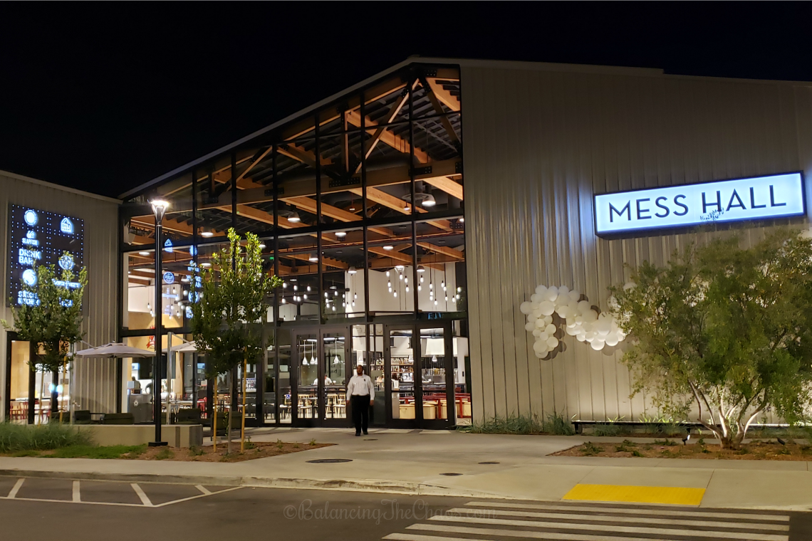 Mess Hall Market Tustin