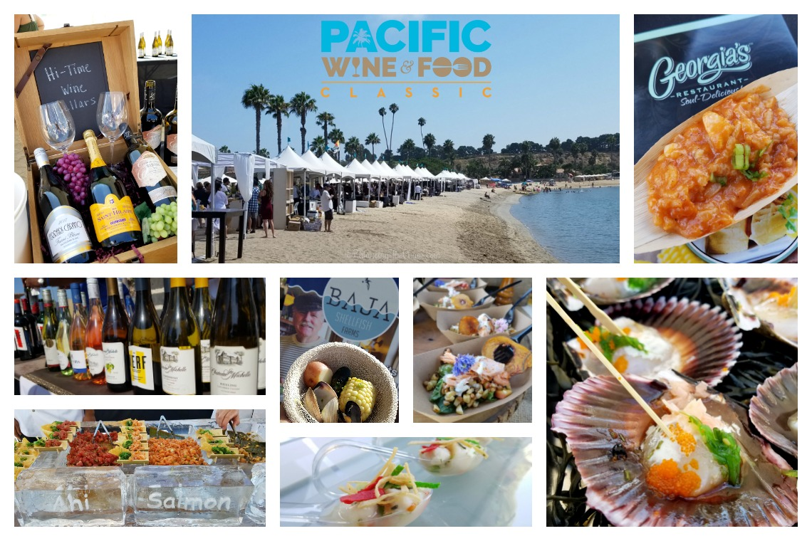 Pacific Wine and Food Classic Newport Beach CA