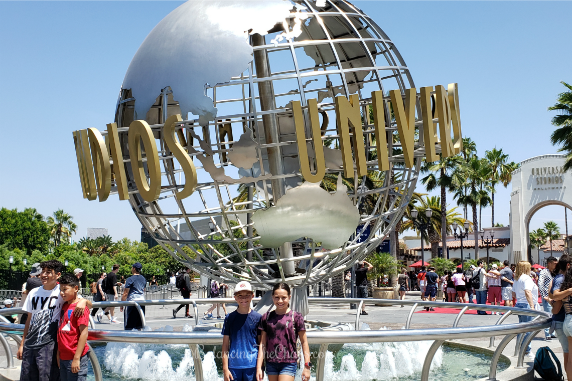 Summers at Universal Studios Hollywood