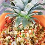 Mild Pineapple Salsa
