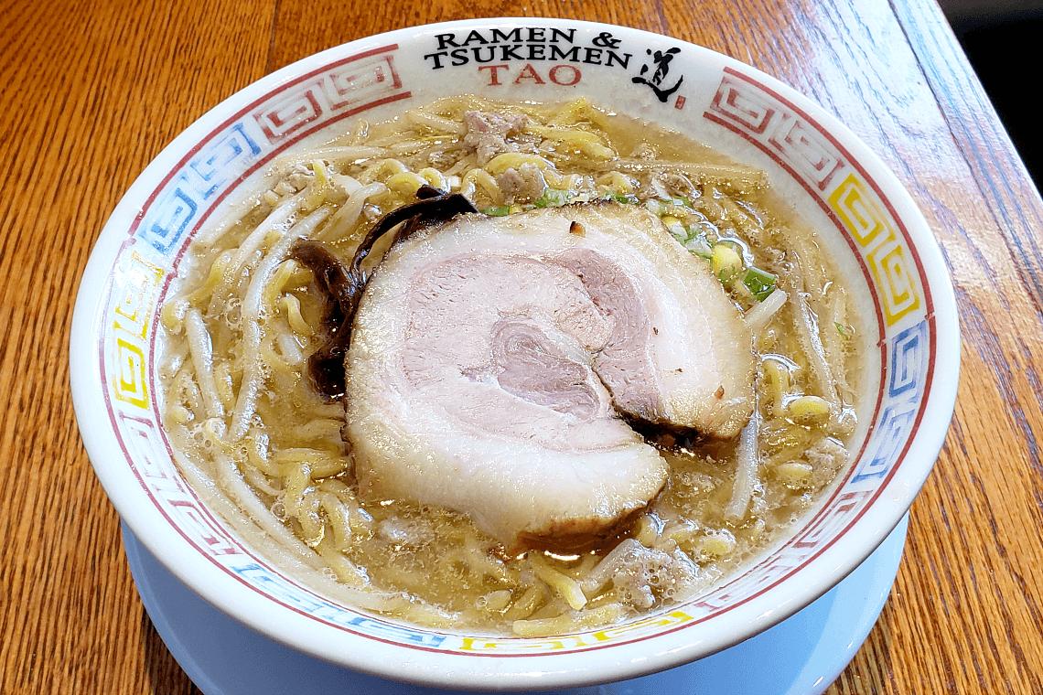 RAMEN & TSUKEMEN道 TAO