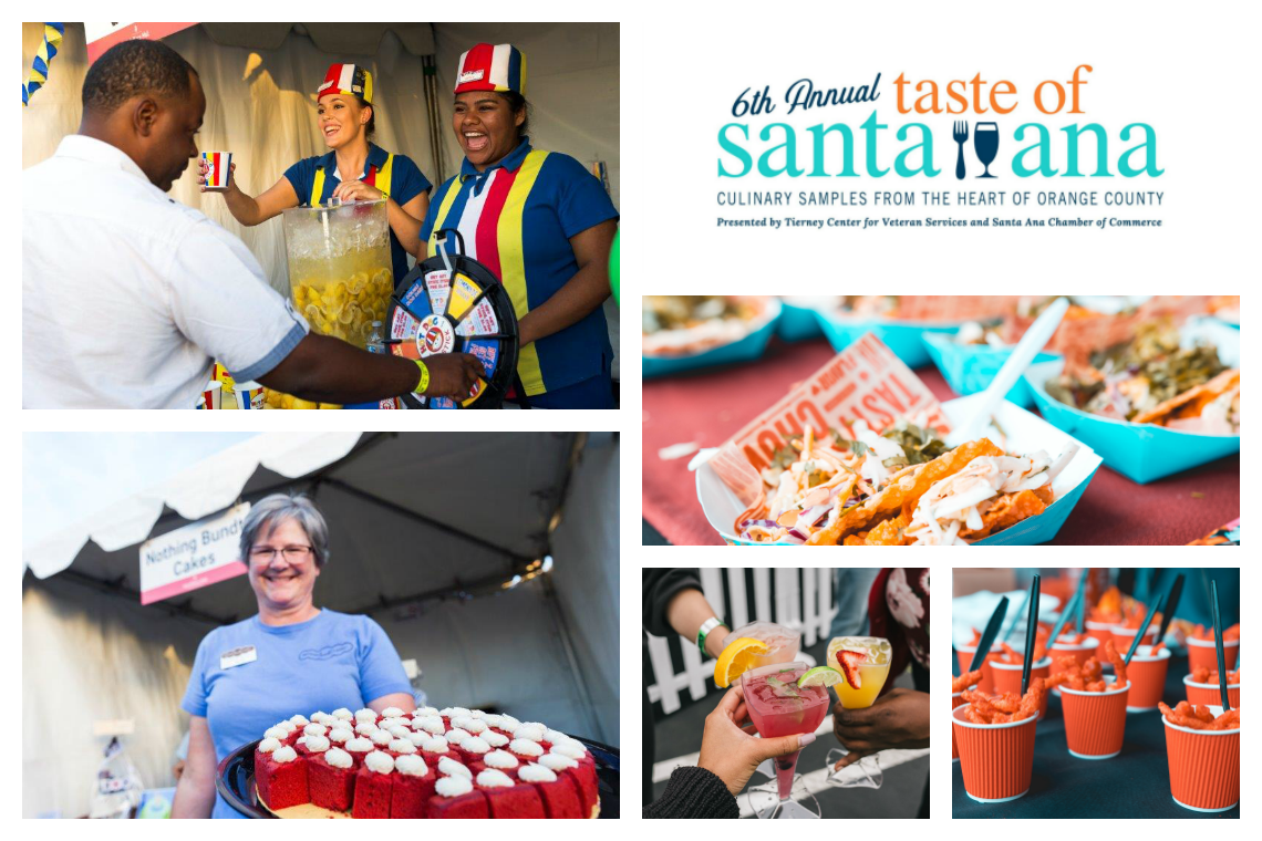 6th Annual Taste of Santa Ana