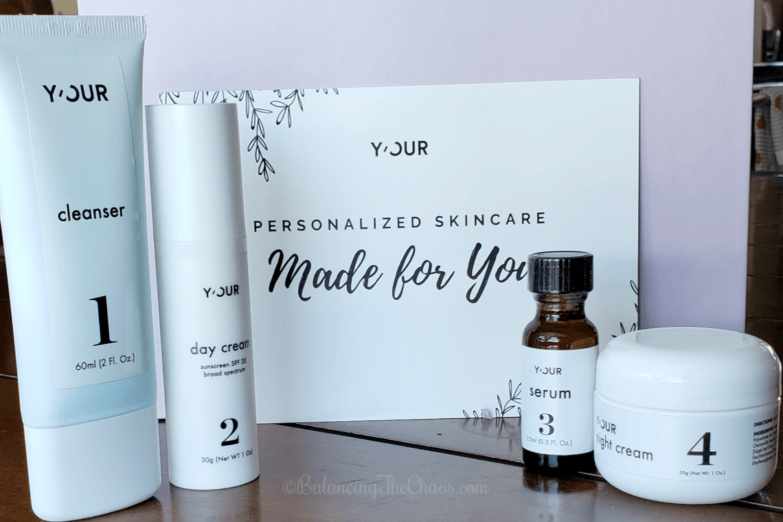 YOUR Personalized Skin Care for Oily Skin