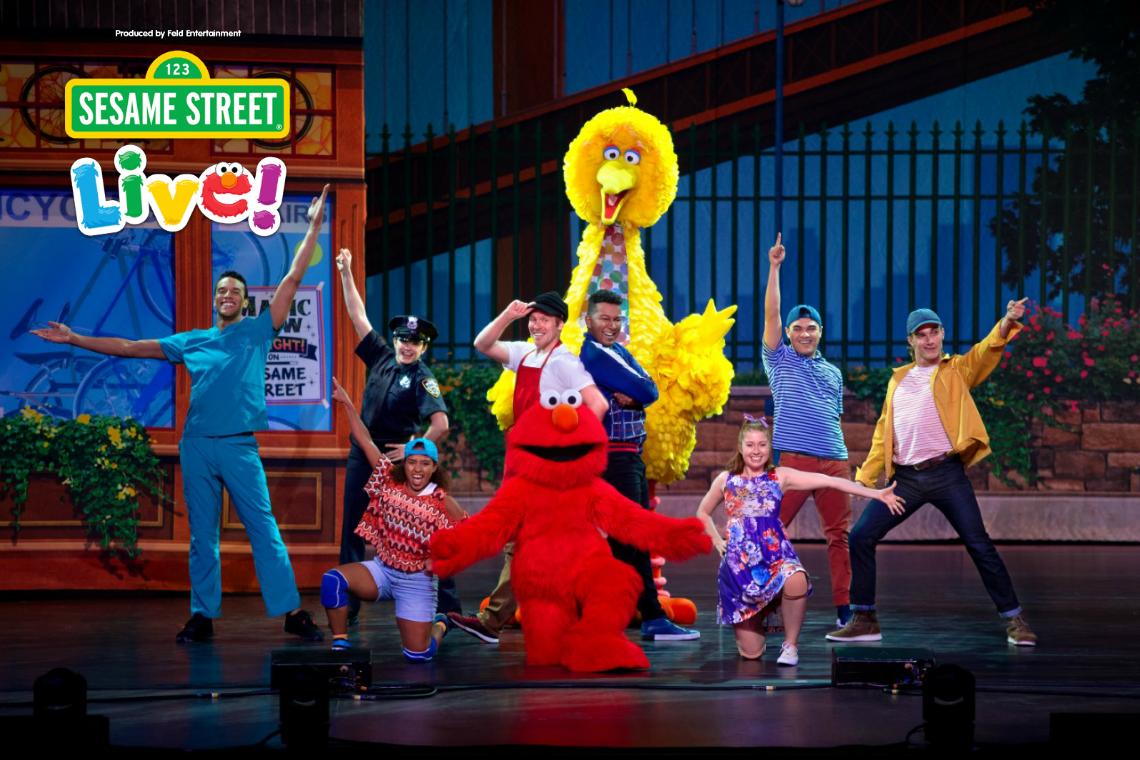 Sesame Street Live Make Your Magic
