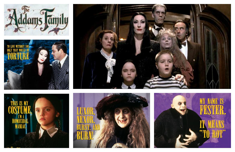 The Addams Family Movie  Addams Family Values Movie