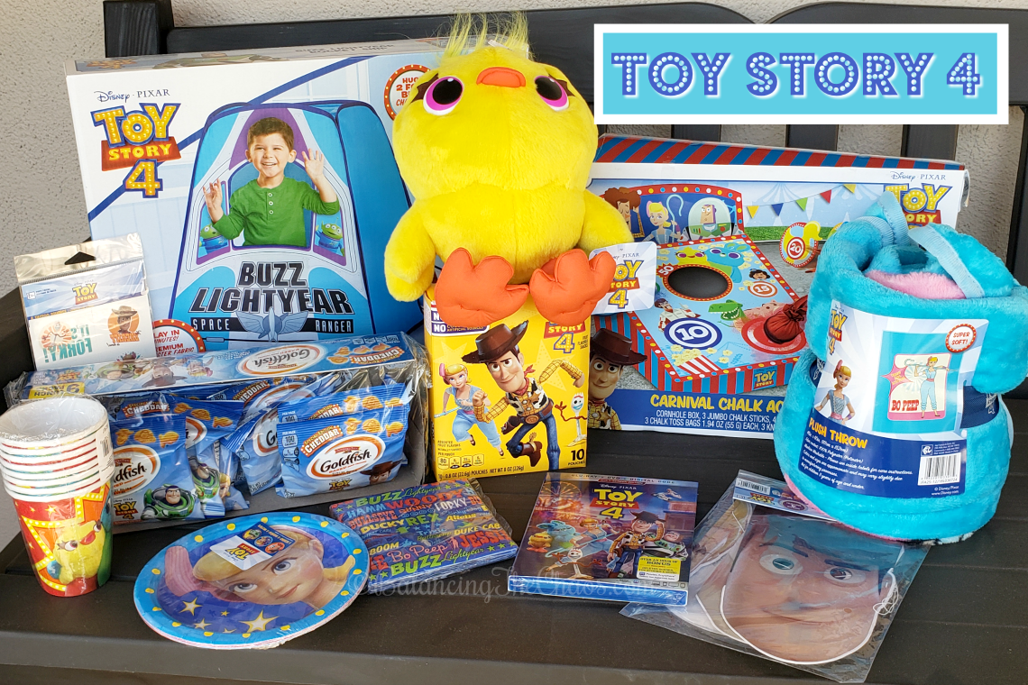 Toy Story 4 Carnival Party