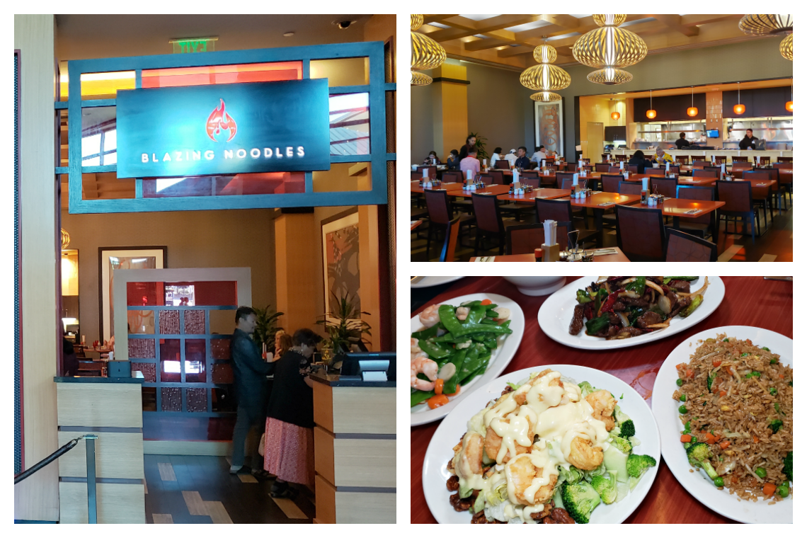 Blazing Noodles at Pechanga Casino Resort