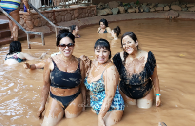Club Mud at Glen Ivy Day Spa in Corona