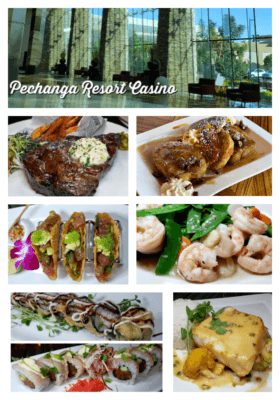 Delicious Dining Options at Pechanga Resort Casino