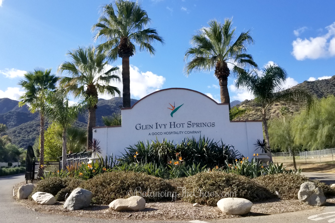 Glen Ivy Day Spa in Corona