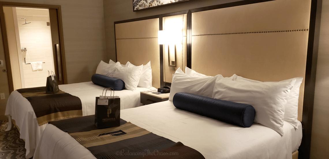 Junior Suite at the Pechanga Resort Casino in Temecula