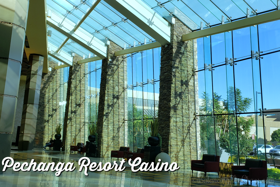 Relaxing at Pechanga Resort Casino