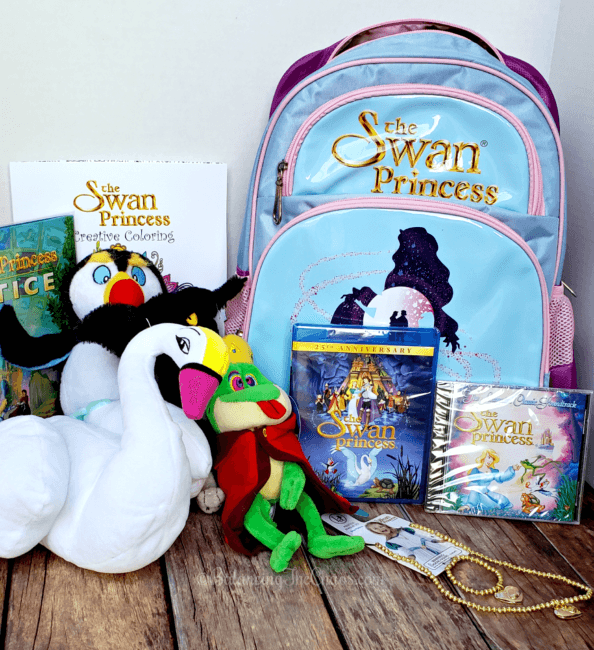 The 25th Anniversary of The Swan Princess