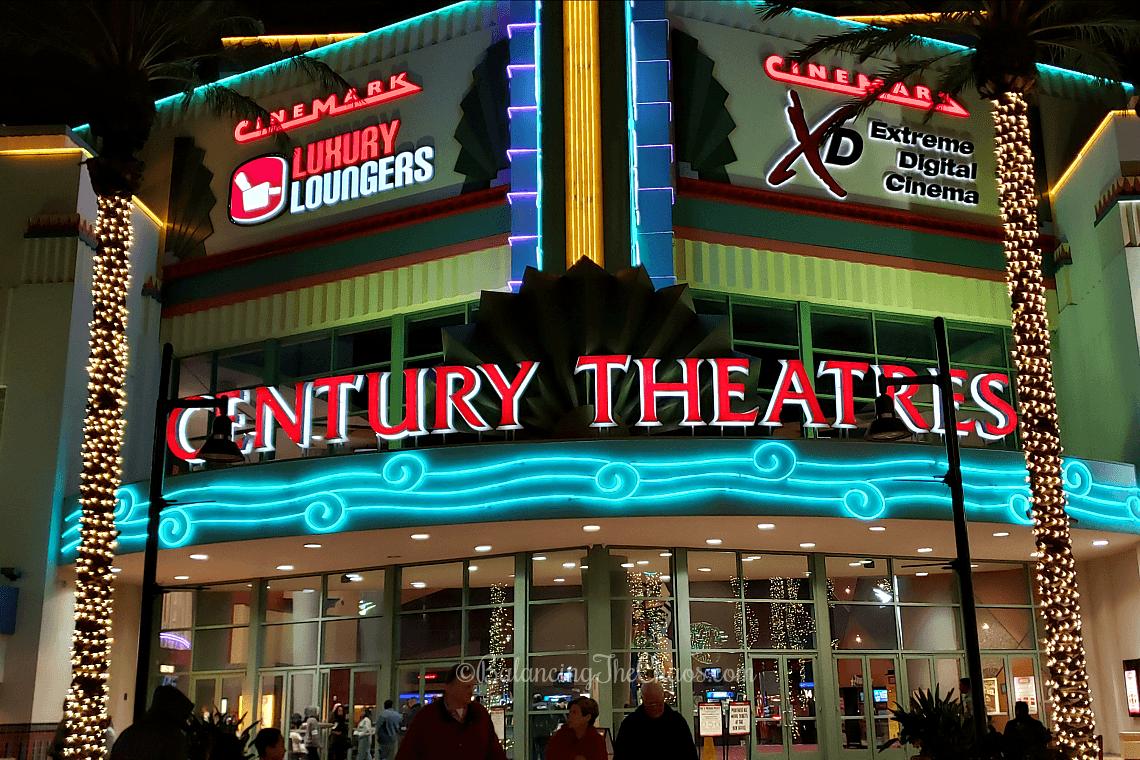 Cinemark Century Stadium 25 Theater Orange