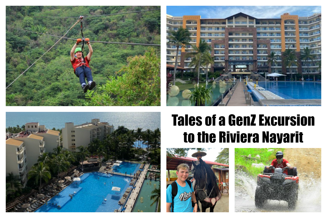 Tales of a GenZ Excursion to the Riviera Nayarit