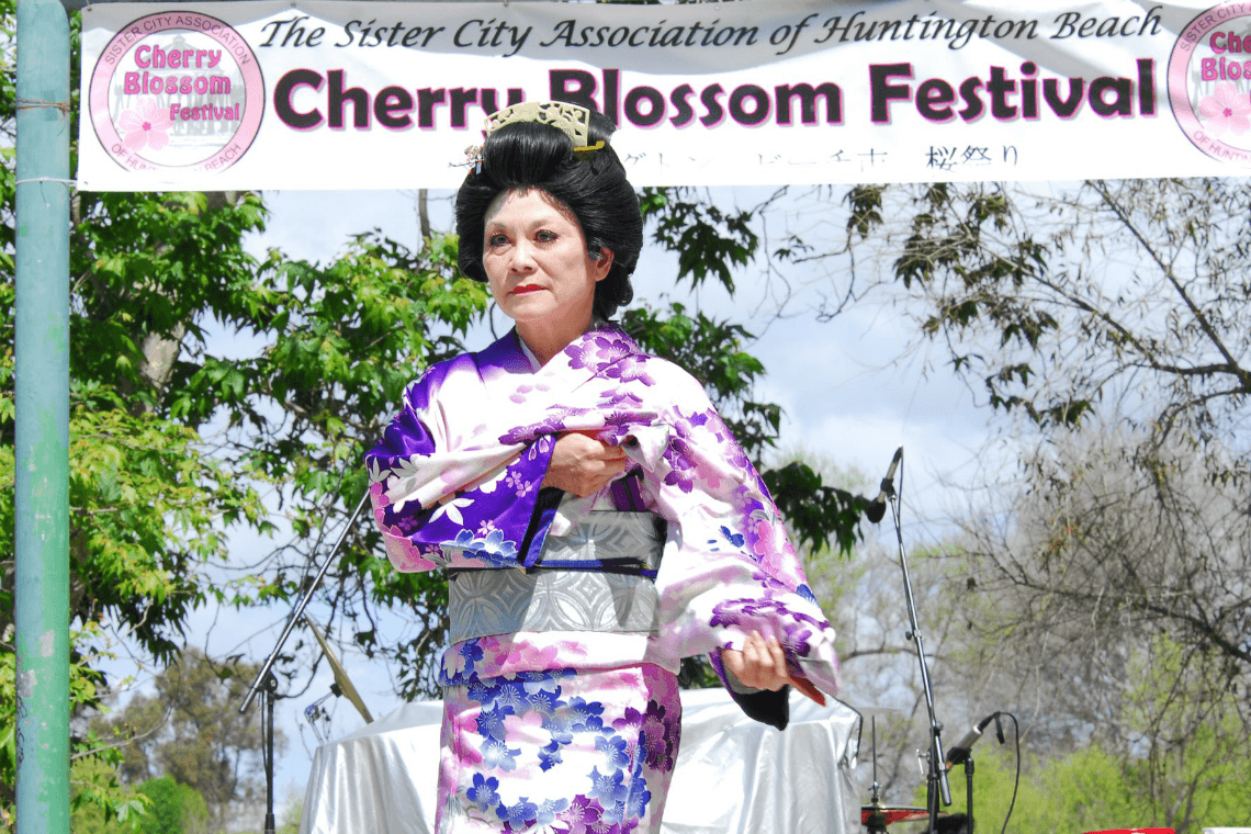 Cherry Blossom Festival March 13-15