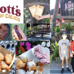 Knott's Berry Farm Taste of Calico Balancing The Chaos