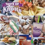 The Taste of Knott's